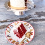 eggless red velvet cake