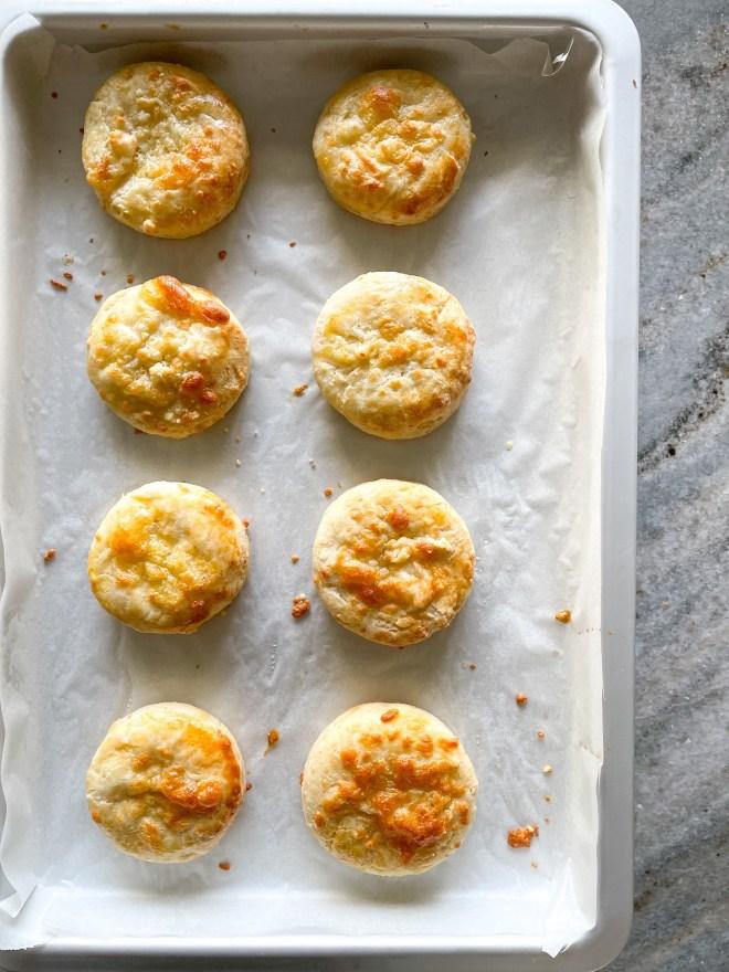 classic cheddar scones