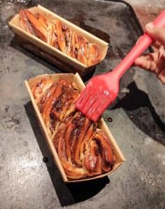 dark chocolate roasted pecan babka
