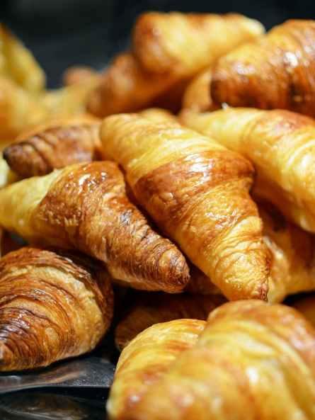 food france morning breakfast