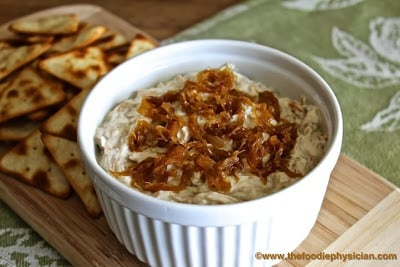 Dining with the Doc: Caramelized Onions