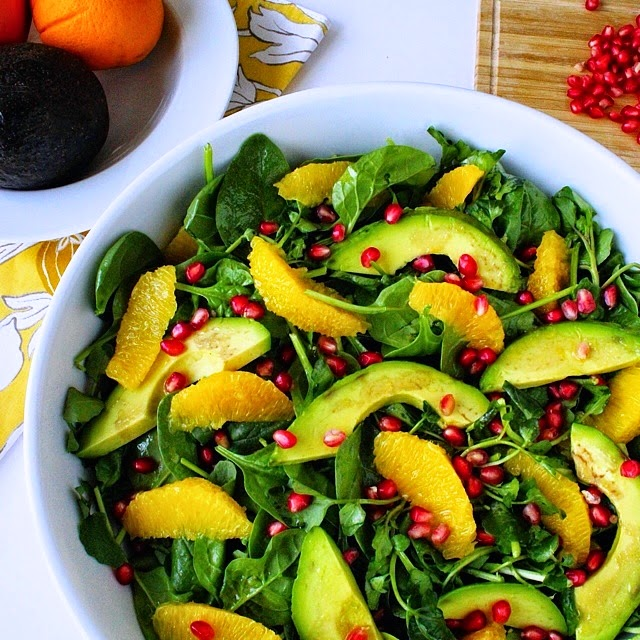 Superfood Salad | @foodiephysician