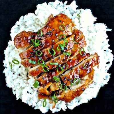 Cook Once, Eat Twice: Chicken Teriyaki