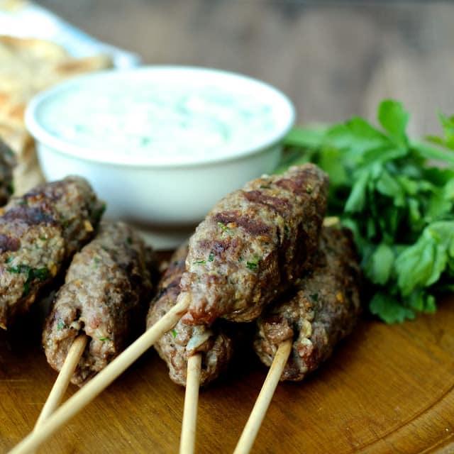 #beef #kebabs