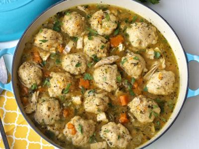 Recipe Resuscitation: Chicken and Dumplings