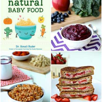 Natural Baby Food and a Tiger Rice Cooker Giveaway