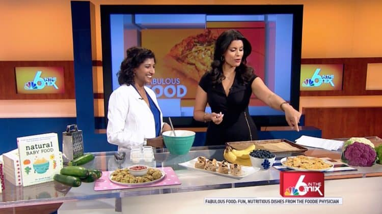 NBC 6 In The Mix: Nutritious Kid-Friendly Snacks   @foodiephysician