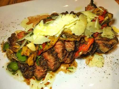 Trust Restaurant Skirt Steak