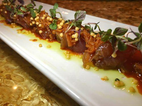 Big Eye Tuna Sashimi Saiko Sake & Sushi Bar