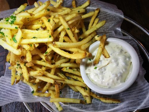 Bankers Hill Bar & Restaurant Truffle Fries