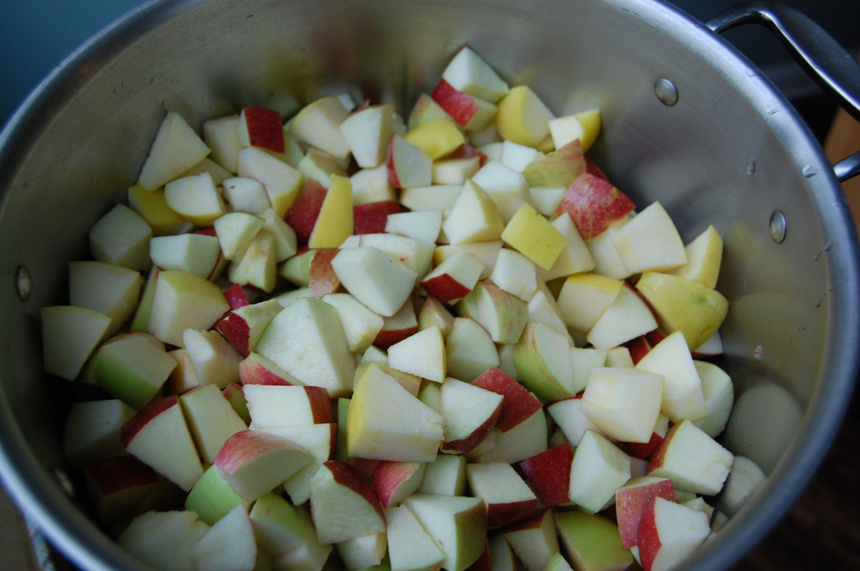 Recipe Easy Peasy Applesauce