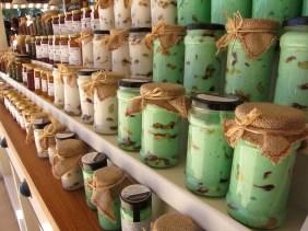 Pistachio products