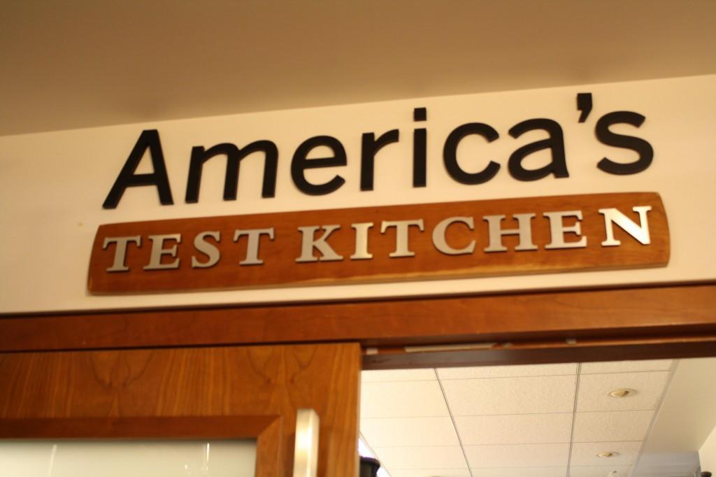 When in Boston Americas Test Kitchen Visit