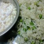 Boondi Raita(Soaked Gram Flour Pearls in Seasoned Yogurt)