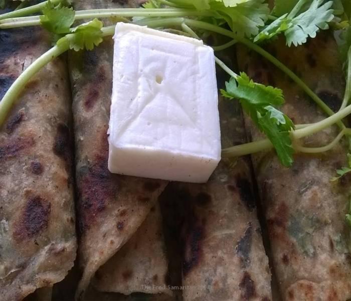 Nutritious Herb Parantha