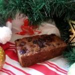 Victorian Christmas Cake