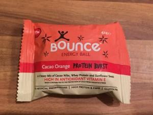 Bounce Energy Ball – Cacao Orange Protein Bar