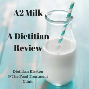 What is A2 Milk and is it Good  for Digestive Health Problems?