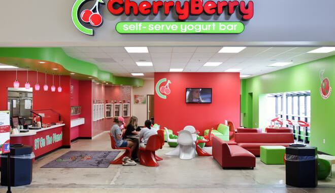 Cherry Berry store