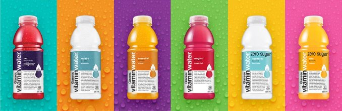 Glaceau Vitamin Water Prices