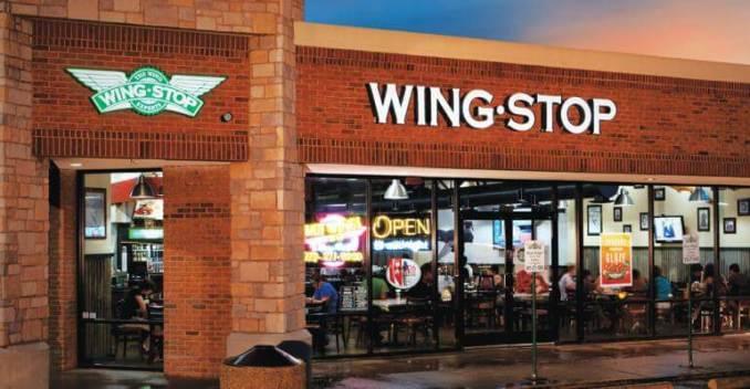 Wingstop franchise