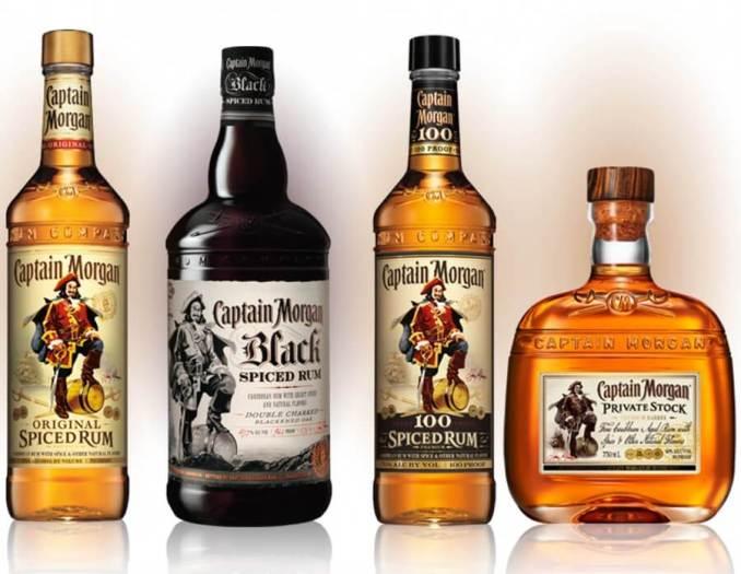 Captain Morgan prices