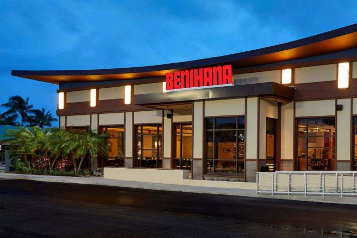 Benihana franchise