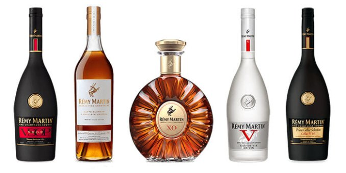 Remy Martin prices