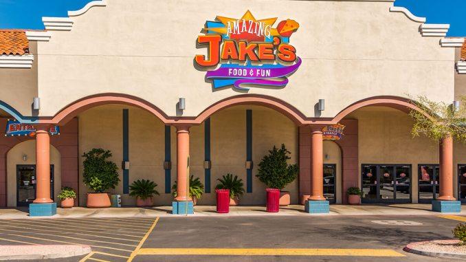 Amazing Jake's Food and Fun