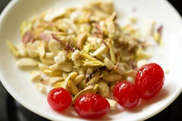 Dry Fruit Mastani recipe