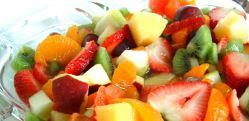 Mixed Fruit Chaat recipe