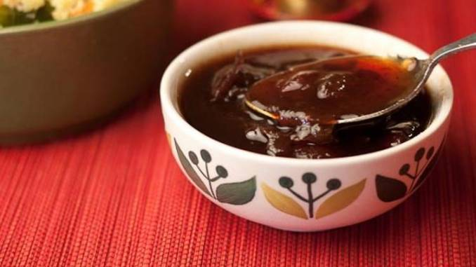 Tamarind and Jaggery Chutney