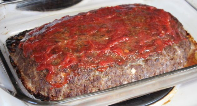 Venison (Deer) Meatloaf recipe