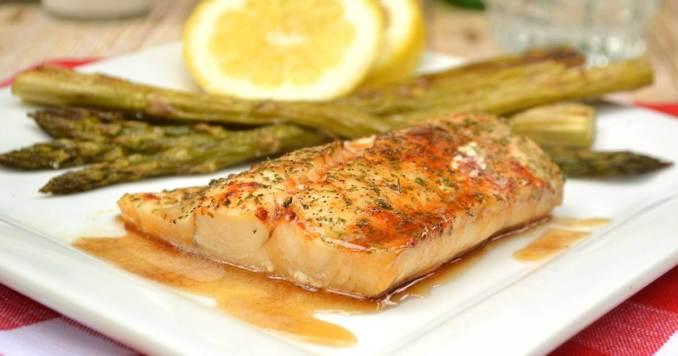 Broiled Haddock recipe