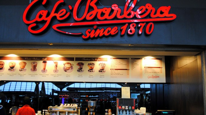Cafe Barbera store