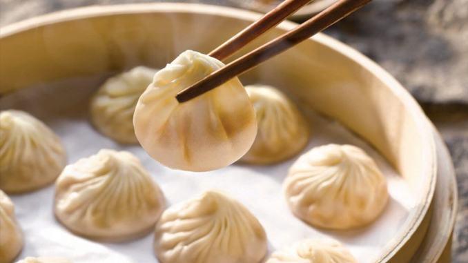 Din Tai Fung menu