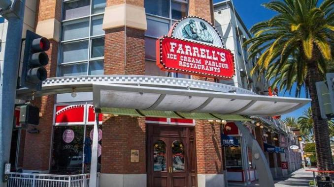 Farrell's Ice Cream and Restaurant store