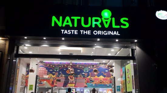 Natural Ice Cream franchise