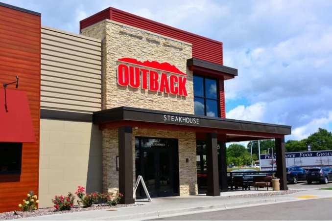 Outback Steakhouse franchise