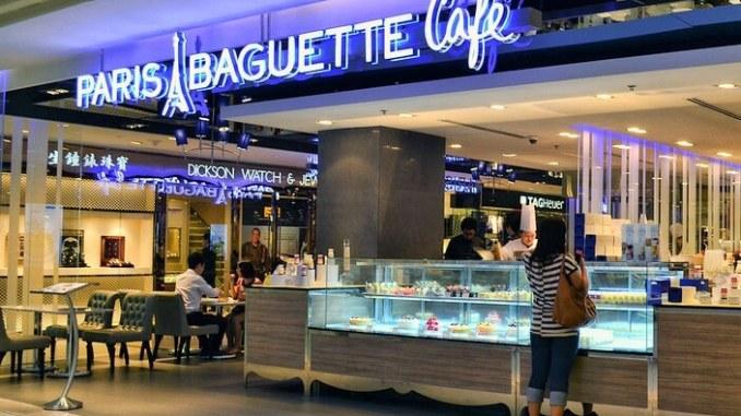 Paris Baguette store