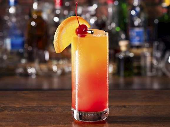 Tequila Sunset Recipe