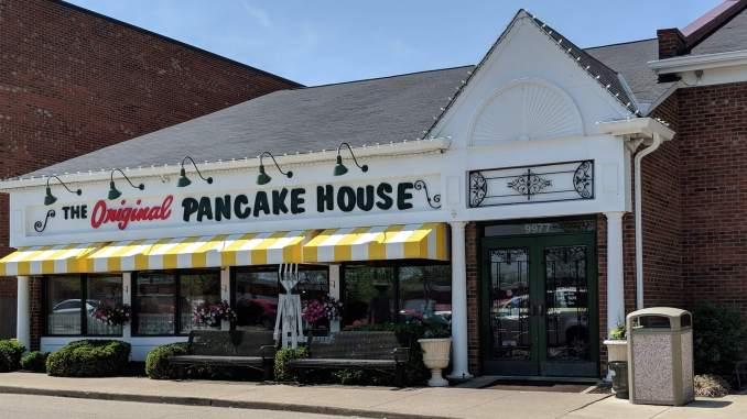 The Original Pancake House store