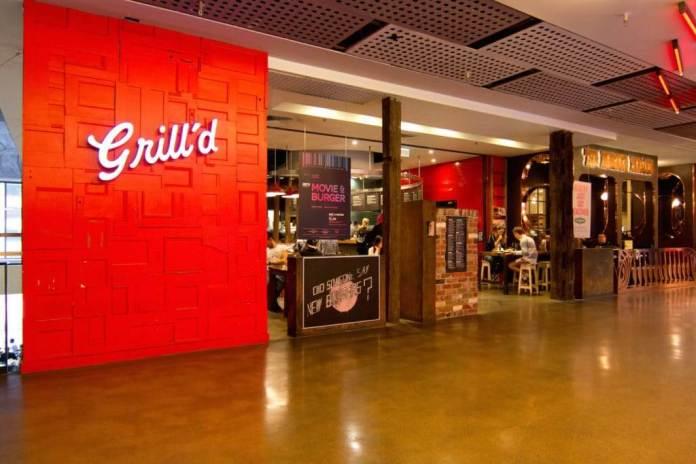 Grill'd franchise