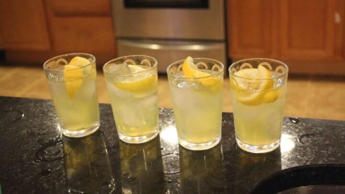 Lemon Drop Shots