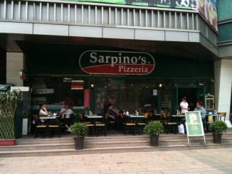 Sarponi's Pizzeria store