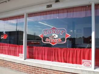 The Donut Diner store