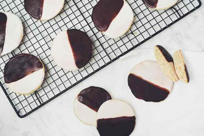 Black and White Cookies recipe