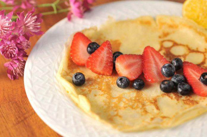 Swedish Pancakes recipe