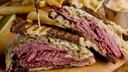 Arby's Reuben Sandwich recipe