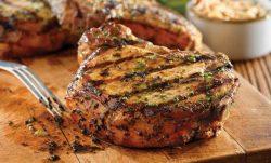 Porterhouse Pork Chops recipe
